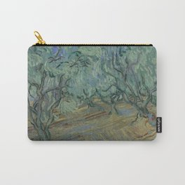 """Vincent Van Gogh """"Olive Grove"""" Carry-All Pouch"""