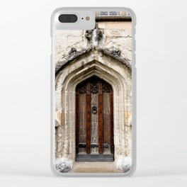 Door in Stratford Clear iPhone Case