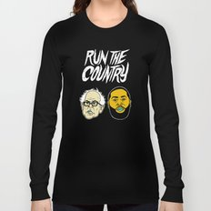 Run The Country Long Sleeve T-shirt