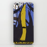 oklahoma iPhone & iPod Skins featuring Oklahoma! by LizSchafroth