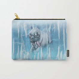 Sabertooth Pug Carry-All Pouch