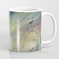 dance Mugs featuring Dance by Lena Weiss