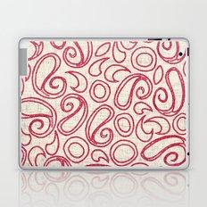 ziya cream strawberry Laptop & iPad Skin