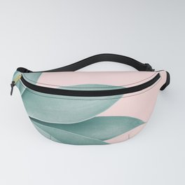 Agave Finesse #3 #tropical #decor #art #society6 Fanny Pack