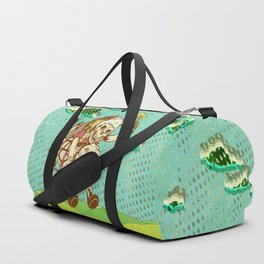 Anarchy Time Duffle Bag