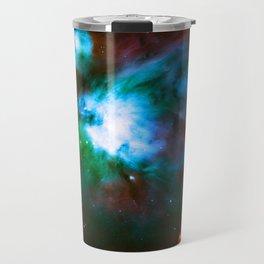 Deep Dark Orion NeBuLa : Hauntingly Beautiful Space Series Travel Mug