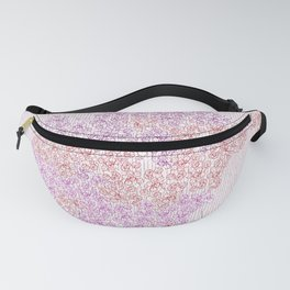 Springing in the blossoming Fanny Pack