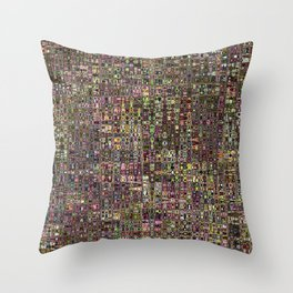 Kilimt  Throw Pillow