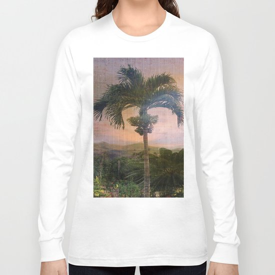 Here Comes The Rain Long Sleeve T-shirt
