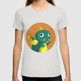 The Dino-zoo: Bat-saurus T-shirt