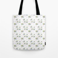 camping Tote Bags featuring Camping by JocoLab