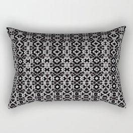 Stella Chem Black Pant Hers Rectangular Pillow