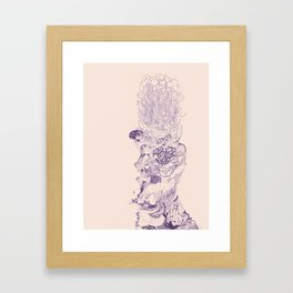 """""""You'd be So Nice To Come Home To,"""" Framed Art Print"""