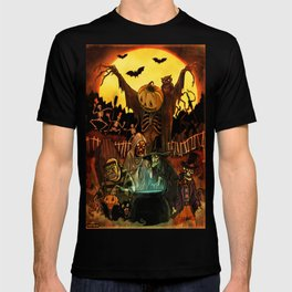 HALLOWS EVE T-shirt