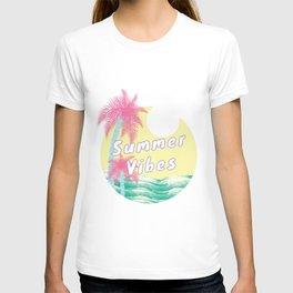 Summer Vibes T-shirt