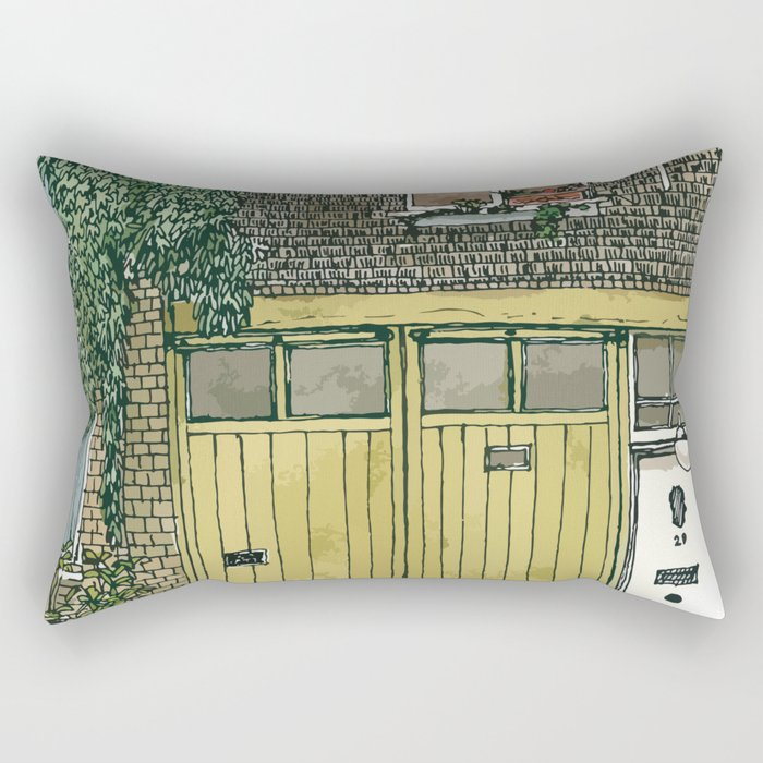 MEWS 2 Rectangular Pillow
