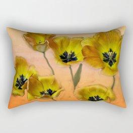 Joyful Springtime Rectangular Pillow