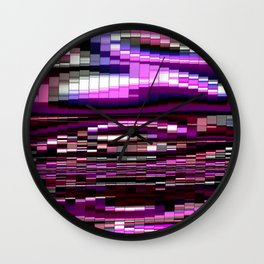 Sparkly Wall Clock
