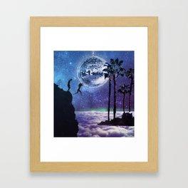 Night Visions Framed Art Print