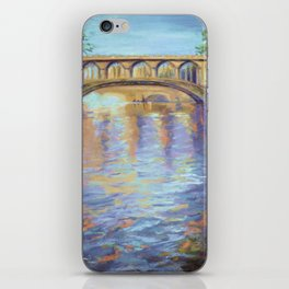 The River Cam iPhone Skin