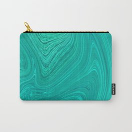 Slippery Ocean Carry-All Pouch