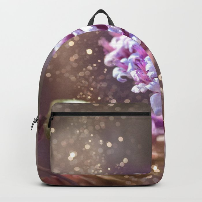 Pastel vibes floral IV Backpack