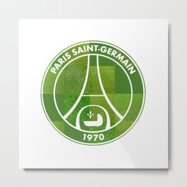 Football Club 17 Metal Print