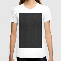 art deco T-shirts featuring Art Deco Pin Stripe by friztin