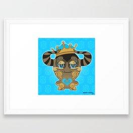 HORUS Framed Art Print