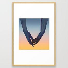 Until Morning Light I Framed Art Print