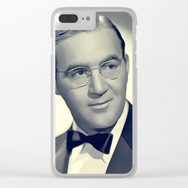 Benny Goodman, Music Legend Clear iPhone Case