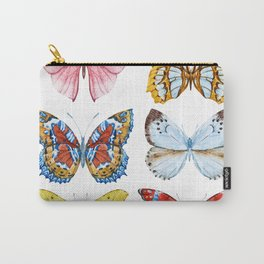 Butterflies 01 Carry-All Pouch