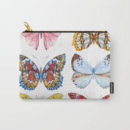 Butterflies 01 Carry-All Pouch