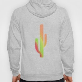 psychedelic cactus Hoody