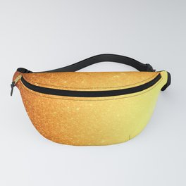 Golden Sun Stars Fanny Pack