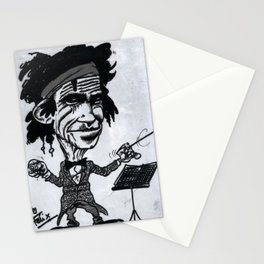 """""""Keef"""" Richards Stationery Cards"""