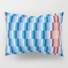 Fuzz Line #1 Pillow Sham