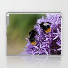 Fighting Bumble Bees Laptop & iPad Skin