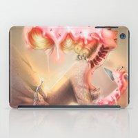 marie antoinette iPad Cases featuring Marie Antoinette by skye
