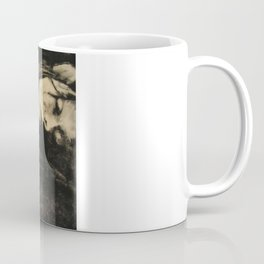 Tired Coffee Mug