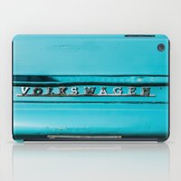 vw iPad Cases featuring vw by shine