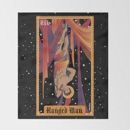 Keanu as The Hanged Man Throw Blanket