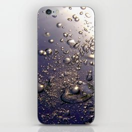 Bubbles Phone iPhone Skin