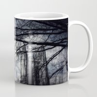 gotham Mugs featuring Gotham Duke by Spoken in Red