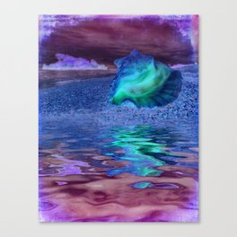 Tropical Dreaming Canvas Print