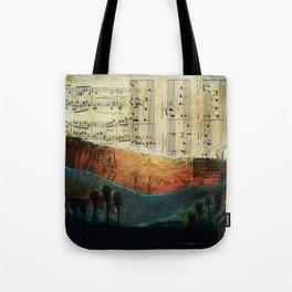 Dawning Hills Tote Bag