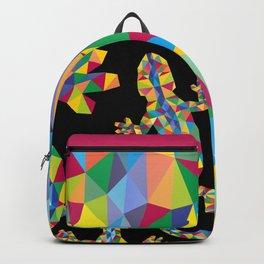 Vivid Barcelona City Lizard Backpack