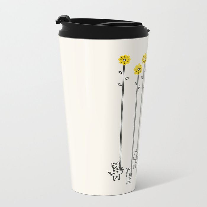 Seeds of hope Metal Travel Mug
