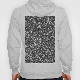 Dazzling Sparkles (Black and White) Hoody