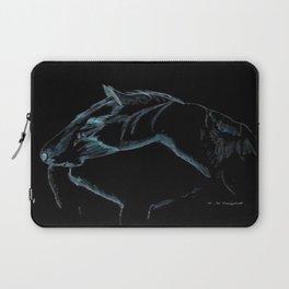 """ Black Stallion "" Laptop Sleeve"